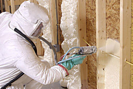 Vapour barrier insulation Toronto   Blow in insulation in ...